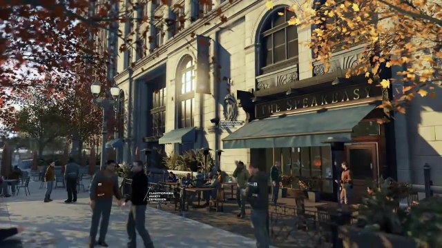 Watch Dogs  E3 Gameplay 1 US