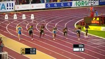 Ostrava GOLDEN SPIKE 2010 - 100m Men - Asafa Powell won in 9.83 sec MR!