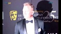 L'acteur Christoph Waltz aperçu pour la première fois sur le tournage de James Bond !