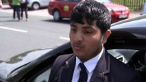 Pupil describes the stabbing of his teacher in Bradford