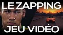 Le Zapping Jeu Vidéo : GTA 5 en vrai, l'installation ultime, The Witcher 3 censuré & co