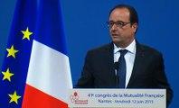 Discours lors du 41ème congrès de la Mutualité Française