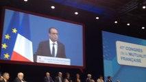 François Hollande soutient le tiers payant