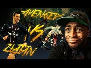 FIFA15 - ZLATAN vs LES AVENGERS !