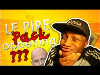 FIFA 15 : LE PIRE PACK OPENING ?!!