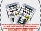 16GB Memory Kit (2x8GB) for Apple Macbook and Macbook Pro PC3-10600 1333MHz Ram A1297 A1286