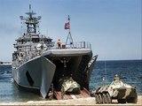 WWIII Syria Russian Fleet Naval Buildup off Syrian Coast and Tartus Base Brings Supplies & Marines