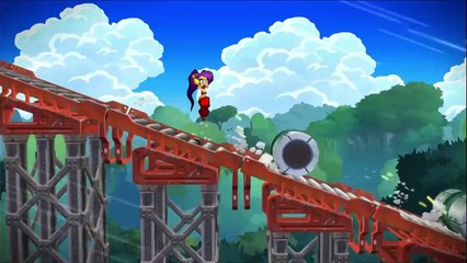 Trailer E3 2015 de Shantae : Half-Genie Hero Ultimate Edition
