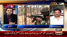 Classical Chitrol Of Spokes Person Of Indian Defense Minister Lt. Col Anil Bhat By Waseem Badami