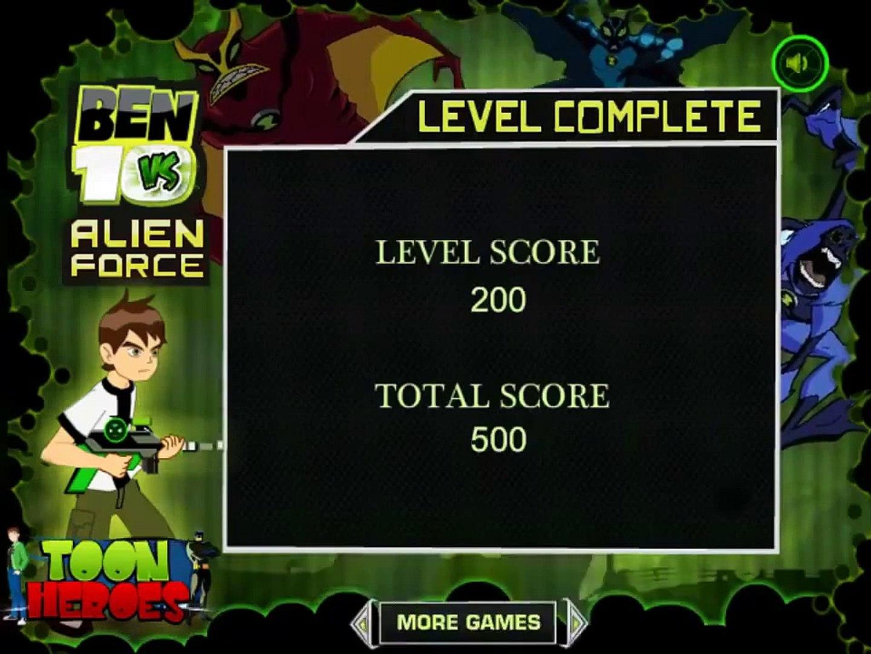 Ben 10 Games   Ben 10 Vs Alien Force   Cartoon Network Games   Game For Kid   Game For Boy
