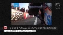 """""""Isle of Man TT"""", la course de motos la plus dangereuse au monde"""
