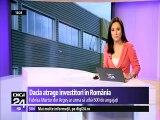 Dacia atrage noi investiţii. Sute de locuri de muncă într-o nouă fabrică