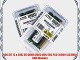 4GB KIT (2 x 2GB) For Acer AspireRevo 3700 AR3700-xxx 3700-U3002 R3700 L100 RL100-xxx Revo