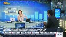 LDLC annonce un chiffre d'affaires en hausse de 12%: Olivier de la Clergerie - 12/06