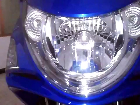 MOTO KYMCO BMW X 500 AUTOMÁTICA