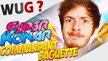 SUPER KONAR : Parcours du Commandant Baguette sur GTA 5