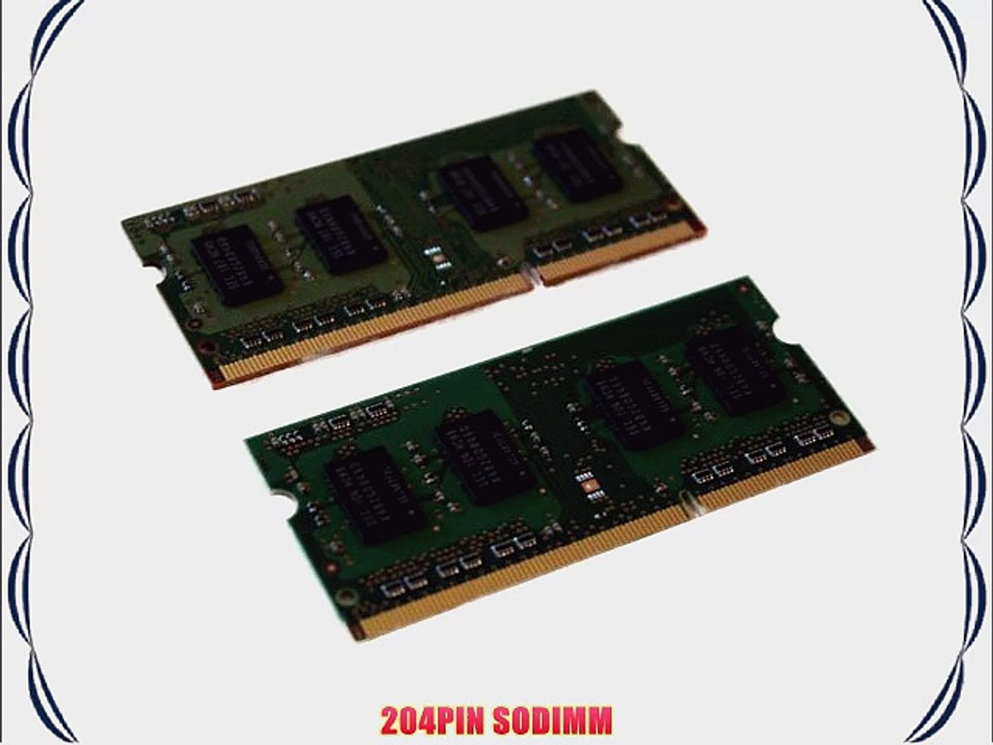 8gb (2x4gb) Memory RAM 4 Hp/compaq 2000-329wm 2000-340ca 2000-350us Notebook