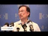 Anwar Ibrahim: Penyingkiran Azmin Ali Daripada PKNS Tak Sah