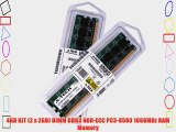 4GB KIT (2 x 2GB) For Acer Veriton X275 VX275-xxx X275-UD5800W X480G VX480G-xxx X488G VX488G-xxx