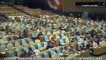 Discours intégral du Président de l'IRAN-Mahmoud Ahmadinejad-ONU 2011 - 2de2