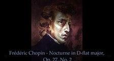 Chopin - Nocturne, Op. 27, No. 2 (Piano Solo) - HD Classical Music Piano (Música Clásica Piano) [FUL