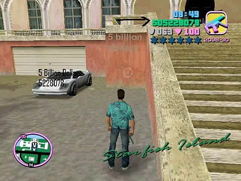 Gta Vice City Money Cheat 100 PC