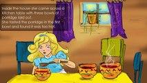 Goldilocks and the Three Bears   Children Story