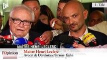 """TextO' : Relaxe de DSK - Jack Lang : """"Je suis heureux pour Dominique Strauss-Kahn"""""""