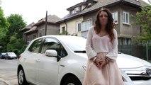 Toyota Auris Hybrid: Povestea Alexandrei