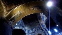 Basilica di San Marco  Venezia San Marcos  Venezia interior space of Cathedral of San Mark