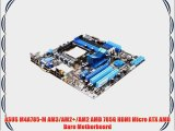 ASUS M4A785-M AM3/AM2 /AM2 AMD 785G HDMI Micro ATX AMD Bare Motherboard