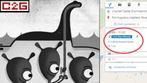 Google Loch Ness, aéroglisseur et hélico : Chroniques2Geeks S03-E21