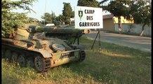 Formation moniteurs tir de combat au Camp des Garrigues