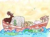 Chants et comptines des tout-petits : Y avait des grands crocodiles