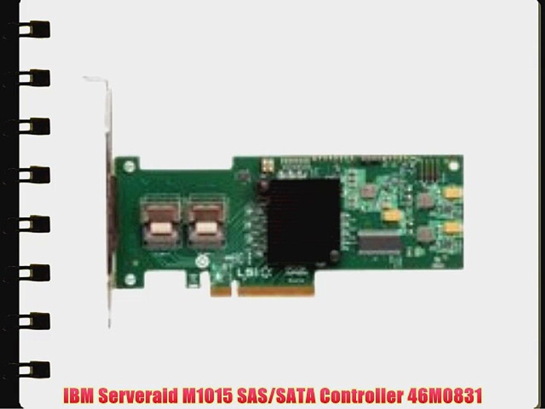 81Y4481 IBM SERVERAID M5110 6GBPS SAS//SATA RAID CONTROLLER