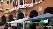 Giornata del camminare e giornata dei pedoni - Roma