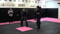 Bushido Ryu Dojo -Martial Arts Ft Lauderdale Sparring
