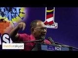 Hebatlah! Ceramah UMNO Barisan Nasional