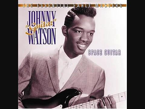 Johnny Guitar Watson – Space Guitar