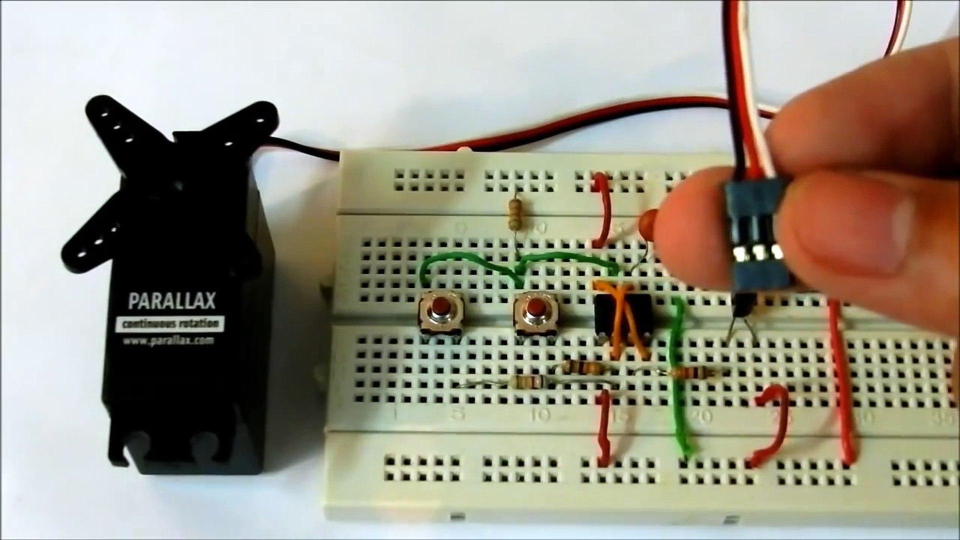 Flasher Circuit Using Ne555 Timer Basic Electronic Project