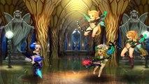 Odin Sphere - HQ Boss Battle - Fairy Queen Mercedes (PCSX2 0.9.6)