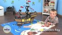 Wielki Statek Piratów KidKraft Grand Pirate Ship Playset from Wonder Toy Poland #63234
