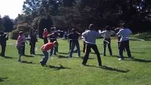 White House Healthy Kids Fair: Physical Activities