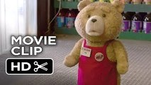 Ted 2 Movie CLIP - Ted Wants a Baby (2015) - Seth MacFarlane, Mark Wahlberg Come_HD