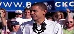 "Barack Obama ""Congratulates"" John McCain On Dick Cheney Endorsement"