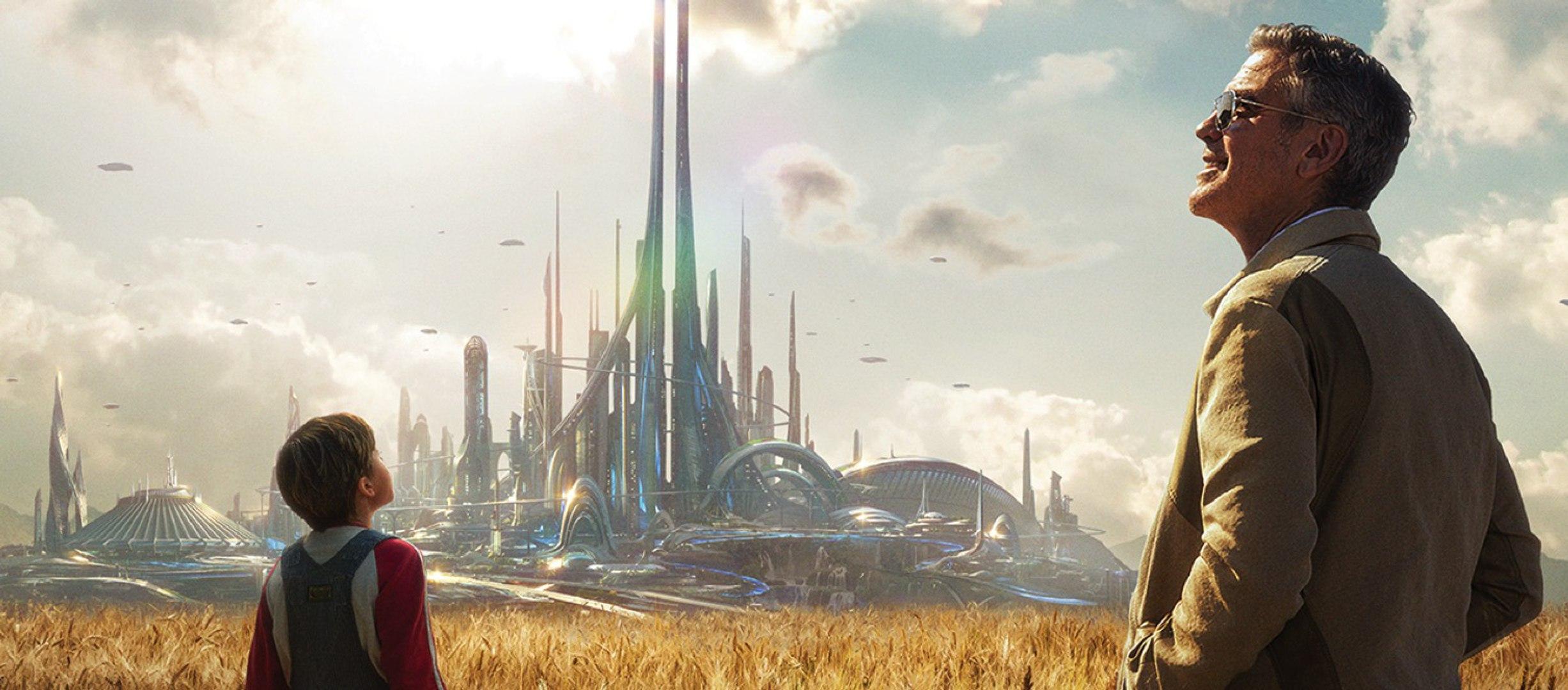 Tomorrowland 2015 Full M O V I E