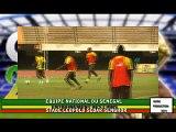 """Les images de la dernière séance d'entrainement des """"Lions"""" avant le match contre Burundi"""