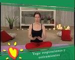 Ejercicio: Yoga, respiraciones y estiramientos