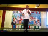 (Newsflash) Anwar Ibrahim: Kita Rakyat Ada Hak & Kita Akan Jatuhkan BN