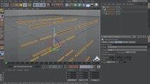 Cinema 4D Tutorial - PBlurp Node - Fragmented Morphing - video